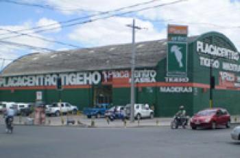 Placa Centro